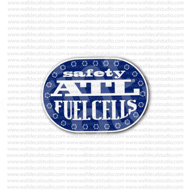 ATL Fuel Cell Racing Racer Parts Sticker