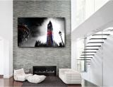Big Ben London Great Bell Abstract Canvas Print