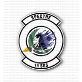 16th Special Operations Squadron Sticker