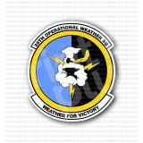28th Operational Weather Squadron Sticker