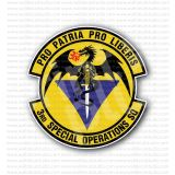 3rd Special Operations Squadron Sticker