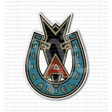 Ariel Motorcycles British Old Emblem Sticker