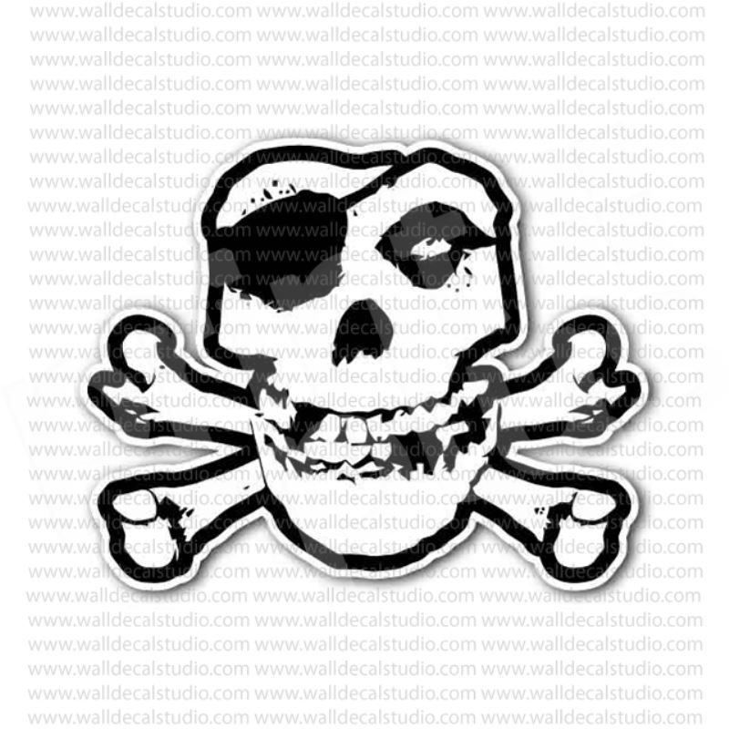 Misfits heavy metal horror punk band sticker