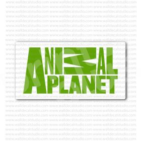 Animal Planet Channel Sticker