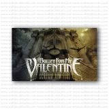Bullet For My Valentine Scream Aim Fire Poster