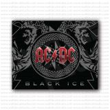 AC/DC Black Ice Rock Band Poster