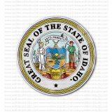 Great Seal of the State of Idaho Sticker