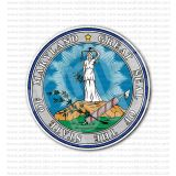 Great Seal of the State of Maryland Sticker